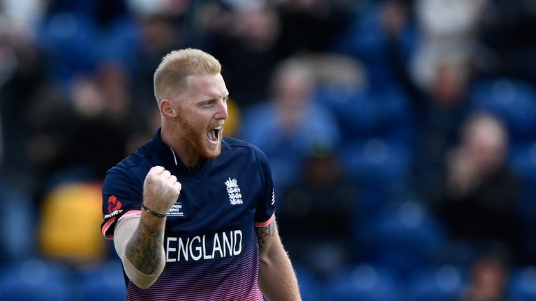 Stokes last played for England in September