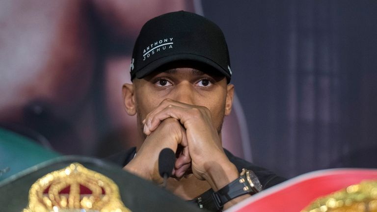 Wilder Manager Questions How Much Joshua and His Promoter Want The Fight