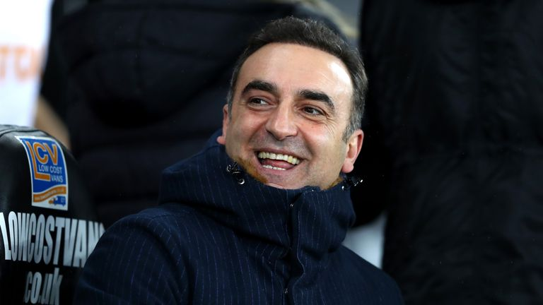 Carlos Carvalhal says the 'pressure' of football does not compare to real world issues