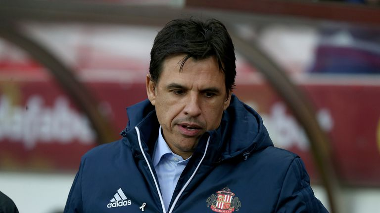 Sunderland boss Chris Coleman faces a crunch clash with Burton