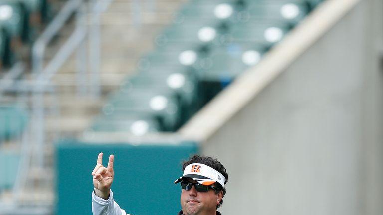 Defensive coordinator Paul Guenther looks set to leave the Cincinnati Bengals