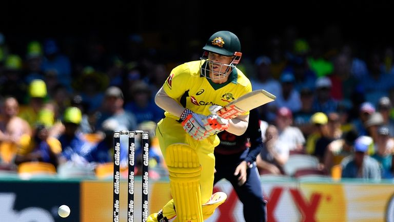Maxwell named in Australian T20 squad