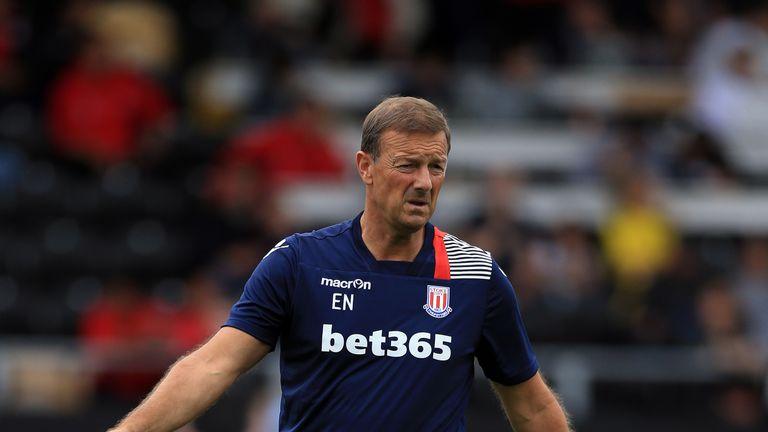 Lambert: Stoke too good to go down