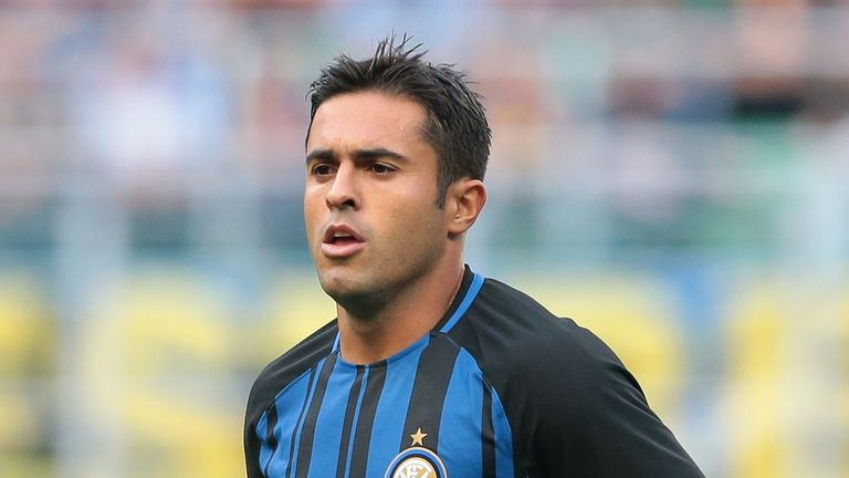 Crystal Palace have entered talks to sign Inter Milan striker Eder, according to Sky sources