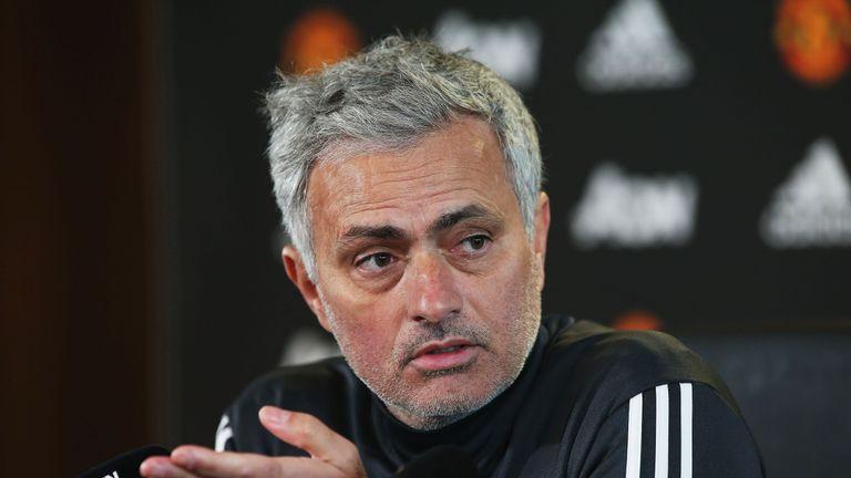 Jose Mourinho has described Old Trafford as a 'quiet stadium'