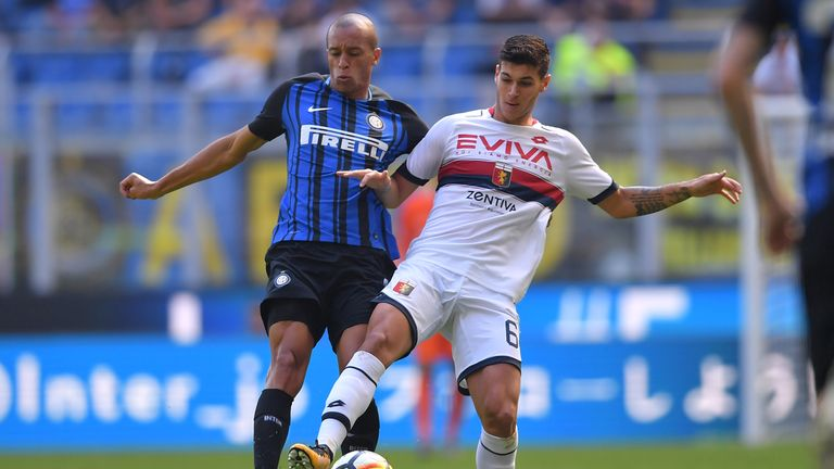 Pietro Pellegri 'very happy' with Monaco move