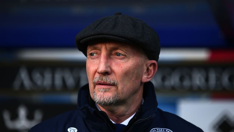 Ian Holloway won 26 of his 80 games in charge during his second spell at QPR