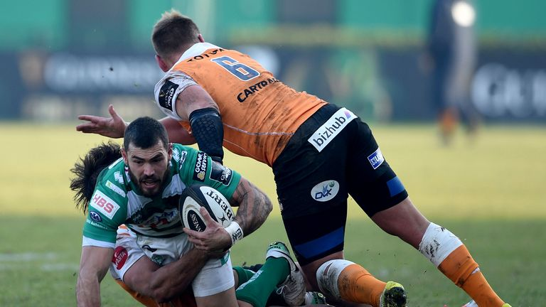 Benetton have now won four matches at home in the Guinness PRO14 this season