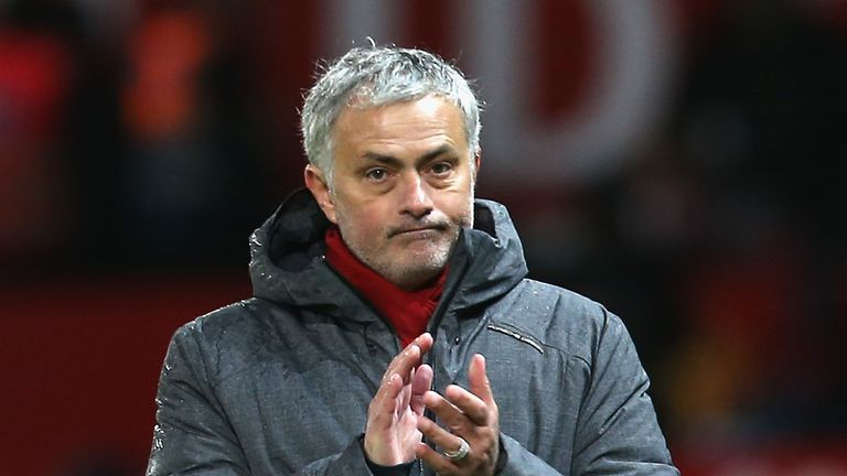 Jose Mourinho expects Man Utd to score few goals in Champions League on