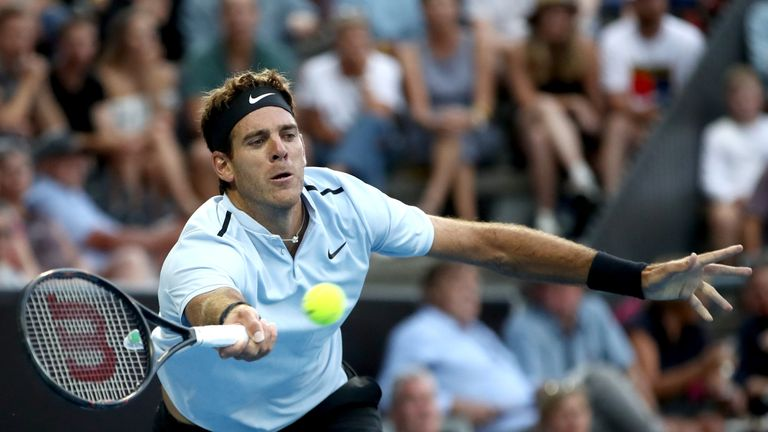 Juan Martin del Potro will return to the top 10 for the first time since 2014