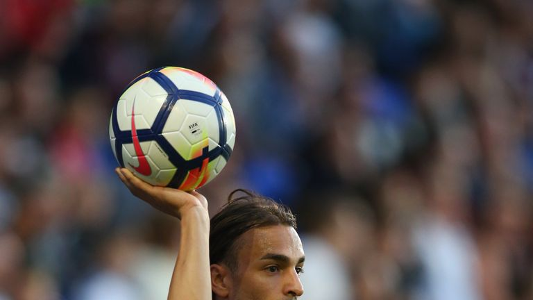 Lazar Markovic is another player on Swansea's radar