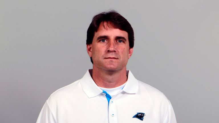 Carolina Panthers shake up offensive coaching staff