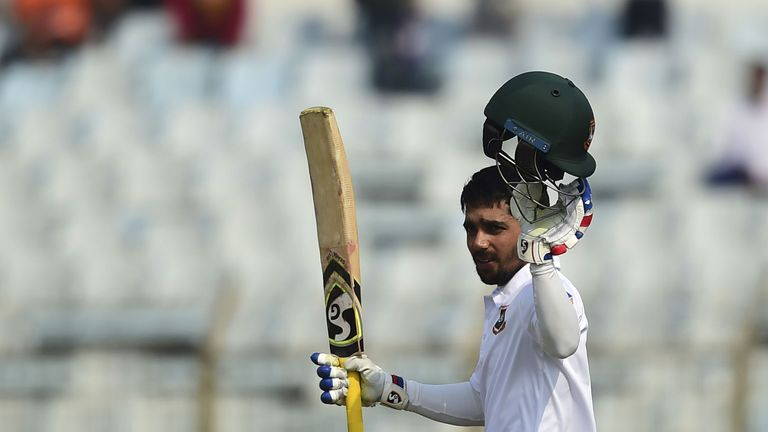 Mominul out for 176 in Bangladesh 1st innings vs Sri Lanka