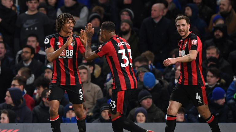 Bournemouth shocked Chelsea with a 3-0 win at Stamford Bridge