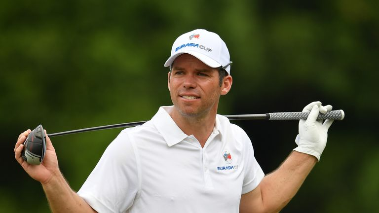 Paul Casey is playing his first team competition since the 2008 Ryder Cup