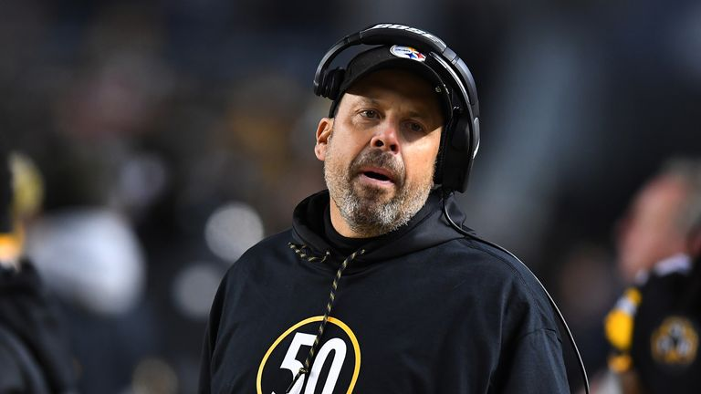 Todd Haley spent six seasons as the Steelers offensive coordinator
