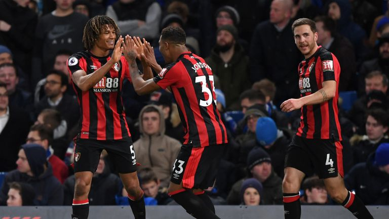 Nathan Ake (left) had to leave Chelsea to get more first-team football and a first Netherlands senior cap