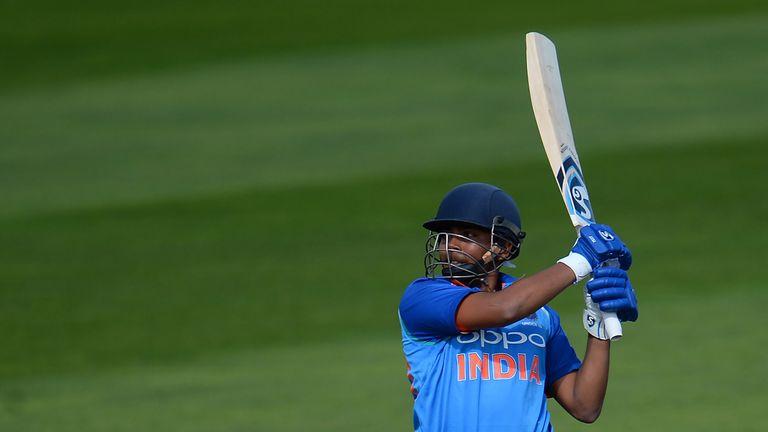 India captain Prithvi Shaw scored 94 in his team's win over Australia