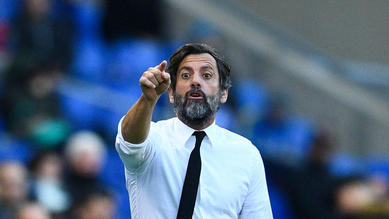 Quique Sanchez Flores has said no to the chance of a Premier League return