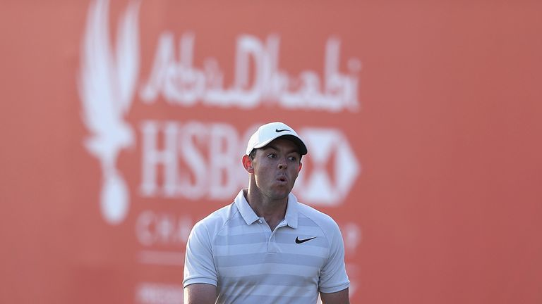 Middle East swing will be 'big learning curve' for Rory McIlroy