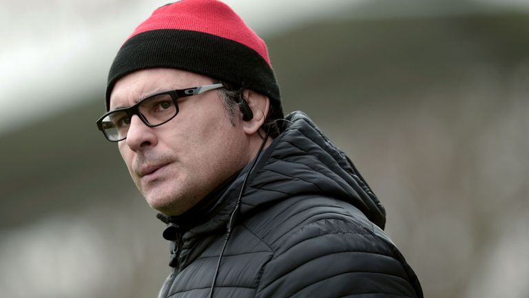 Sebastien Bruno will combine his roles with Lyon and France