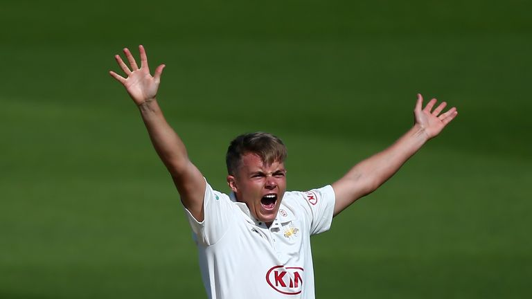 Mark Butcher would pick Surrey left-armer Sam Curran for the New Zealand series