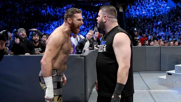 The strength of Sami Zayn and Kevin Owens' friendship continues to be tested