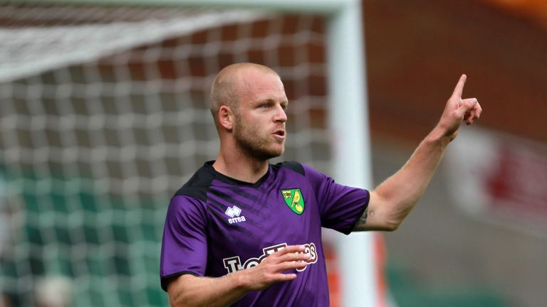 Naismith's current Norwich contract expires at the end of 2018/19 season