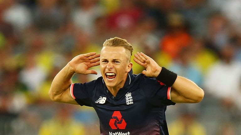 Tom Curran took 5-35 as England sealed a 4-1 ODI series win over Australia