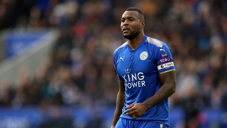 Puel says club captain Wes Morgan could feature against Sheffield United on Friday