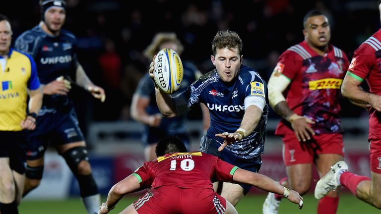 Sale saw off Quins by the tightest of margins at the AJ Bell