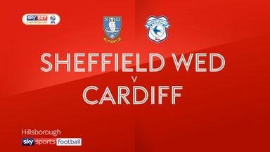 Sheff Wed 0-0 Cardiff