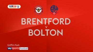 Brentford 2-0 Bolton