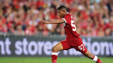 fifa live scores - Rhian Brewster signs long-term deal at Liverpool