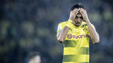 Pierre-Emerick Aubameyang has been left out of Borussia Dortmund's team due to disciplinary issues