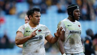 Billy Vunipola has fractured his forearm and could miss much of the Six Nations
