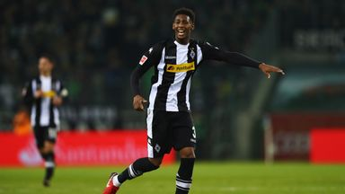 Reece Oxford impressed for Gladbach at the start of the season
