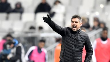 Jocelyn Gourvennec's time in charge of Bordeaux is over