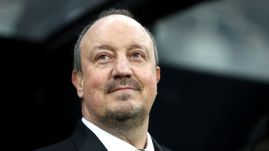fifa live scores - Rafael Benitez talks transfers and Newcastle ambitions