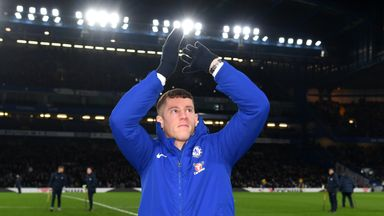 Ross Barkley wants to develop into a world-class player at Chelsea