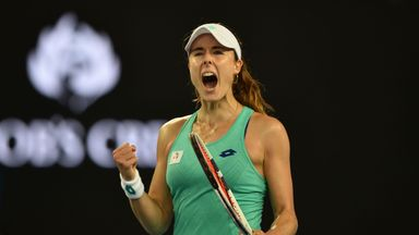 Alize Cornet has escaped a ban for three doping-test no-shows