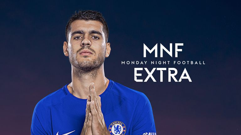 What's wrong with Chelsea's Alvaro Morata? MNF Extra takes a look
