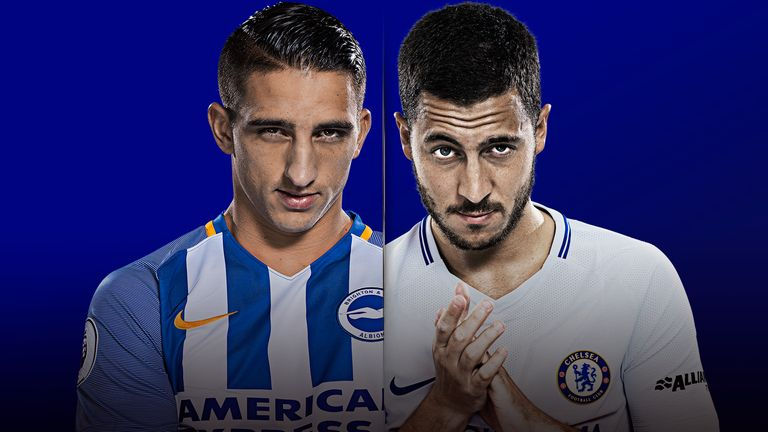 Brighton and Hove Albion v Chelsea