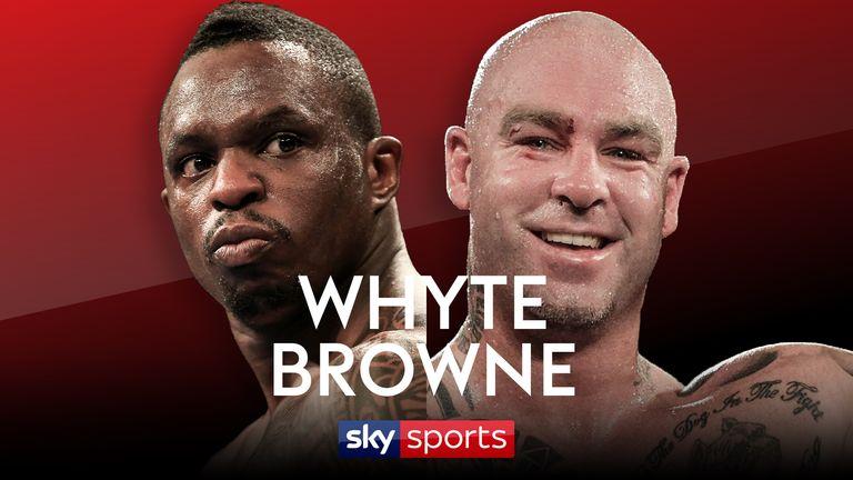 Whyte v Browne