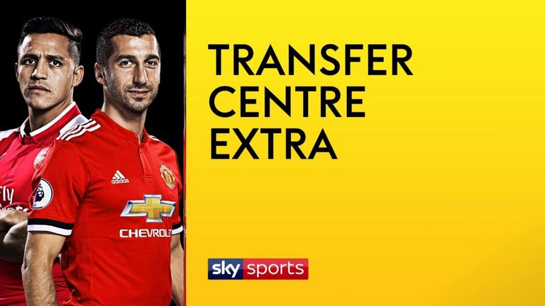 Alexis Sanchez, Henrikh Mkhitaryan - Transfer Centre