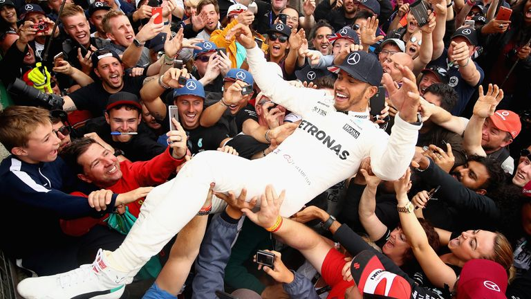 Lewis Hamilton hails one of the finest moments of his career