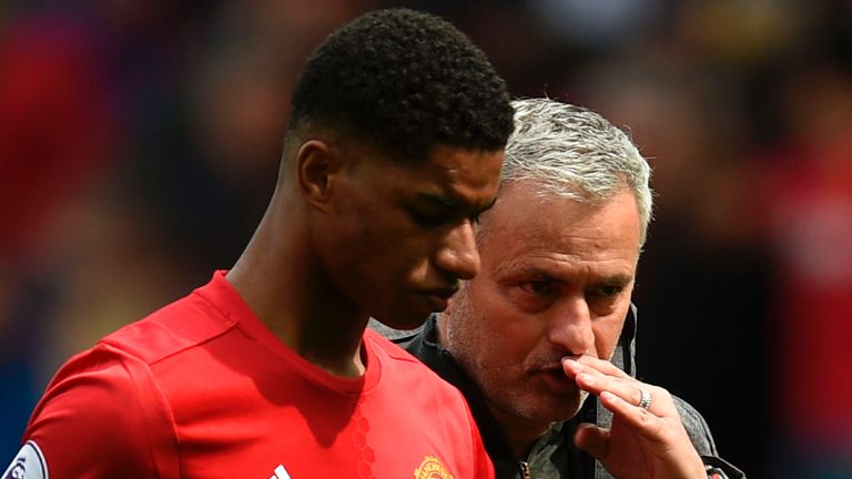 Marcus Rashford's situation at Man Utd is nothing unusual, says Gary Neville