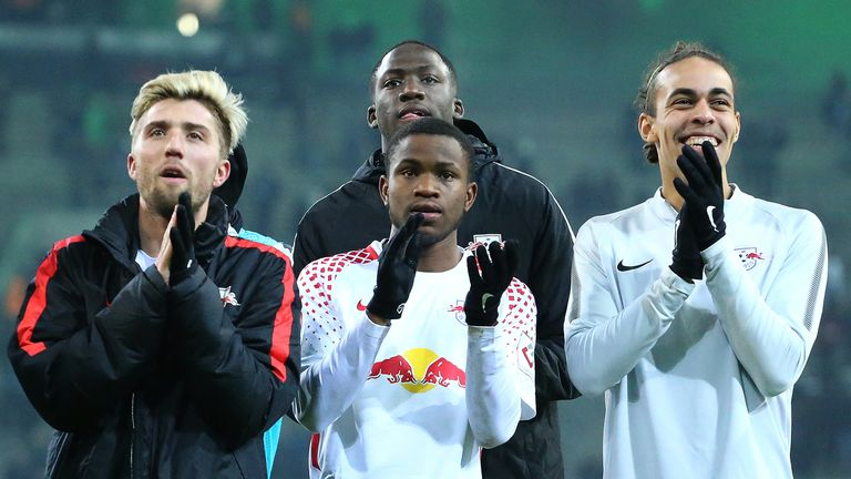 Ademola Lookman has made a positive impression at RB Leipzig