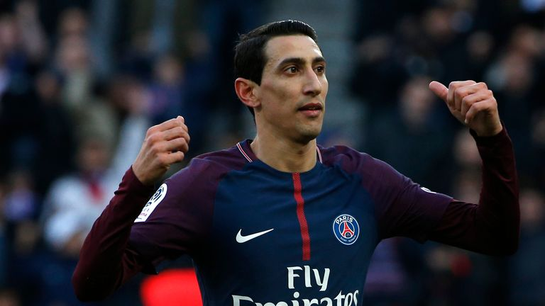 Angel Di Maria is also a target for Inter