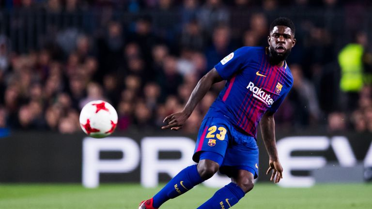 Ousmane Dembele fit for Barcelona's clash against Getafe